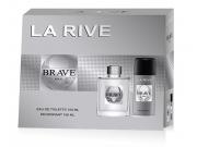[La Rive kazeta Brave Man (EDT + DEO)]