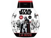[La Rive DISNEY STAR WARS FIRST ORDER SPRCHOVÝ GÉL + ŠAMPÓN 250 ml]