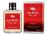 [La Rive AS Red Line voda po holení 100 ml]
