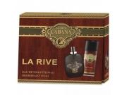 [La Rive kazeta Cabana (toaletná voda + dezodorant)]