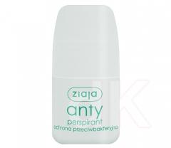 ANTI-PERSPIRANTY Antibakteriálny roll-on