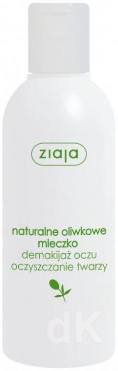 ZIAJA OLIVA Čistiace pleťové mlieko 200 ml