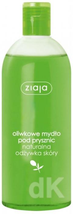 ZIAJA OLIVA Gélové sprchové mydlo 500 ml