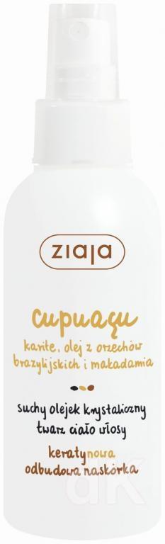 CUPUACU Suchý olej na tvár - telo - vlasy
