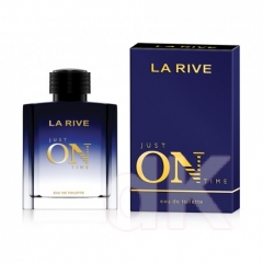La Rive EDT Just on time 90 ml