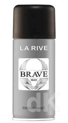 La Rive BRAVE MAN pánsky dezodorant 150 ml