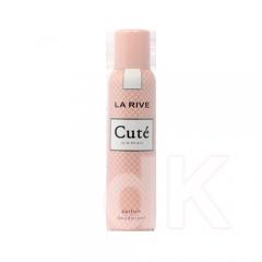 La Rive CUTÉ dámsky dezodorant 150 ml