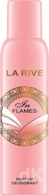 La Rive In Flames dámsky dezodorant 150 ml