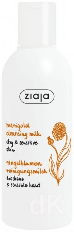 NECHTÍK LEKÁRSKY Pleťové čistiace mlieko