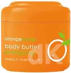 ZIAJA Pomarančové maslo Telové maslo 200 ml