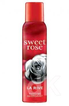 La Rive Sweet Rose dezodorant 150 ml