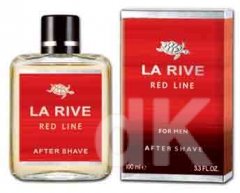 La Rive AS Red Line voda po holení 100 ml
