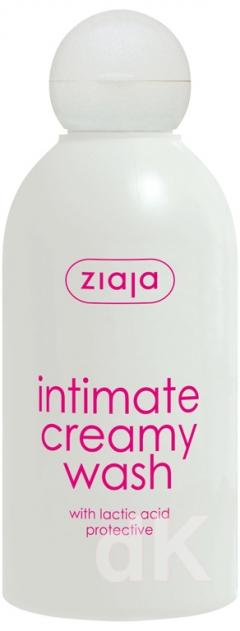 INTIM Ochranný gél na intímnu hygienu s kyselinou mliečnou