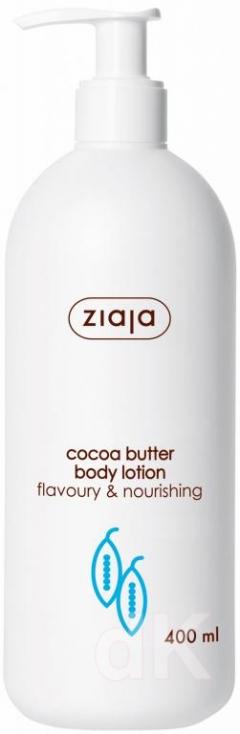 KAKAO Vyhladzujúce telové mlieko s kakaovým maslom