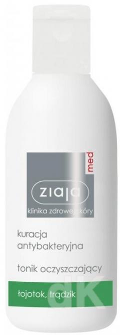 ZIAJA MED Antibakteriálna starostlivosť - Čistiace tonikum 200 ml