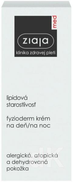ZIAJA MED Lipidová starostlivosť - Fyzioderm krém na deň/na noc 50 ml