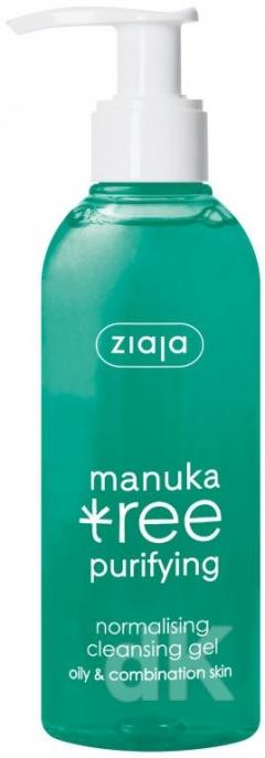 ZIAJA MANUKA Normalizačný čistiaci gél 200 ml