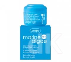 ZIAJA MARINE ALGAE Spevňujúci krém s morskými riasami 50 ml