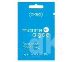 ZIAJA MARINE ALGAE Hydratačná pleťová maska 7 ml