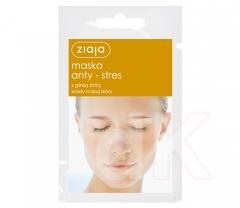 ZIAJA MASKY Pleťová maska anti-stress 7 ml