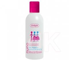ZIAJA NUNO Antibakteriálny umývací gél 200 ml