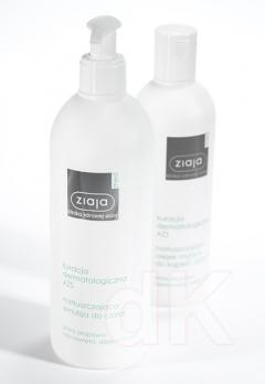 ZIAJA MED Atopická dermatitída - Hydratačné telové mlieko 400 ml